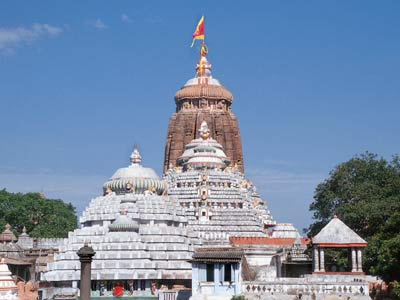 Lord Jagannath Temple - Day View