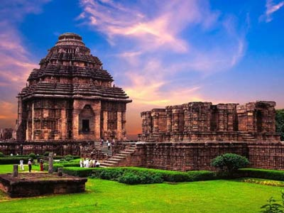 Anaya Odisha - Photo Gallery - Sun Temple at Konark